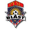 Blast Soccer Logo
